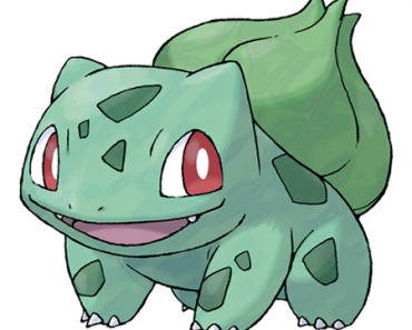 Pokemon 001 Bulbasaur