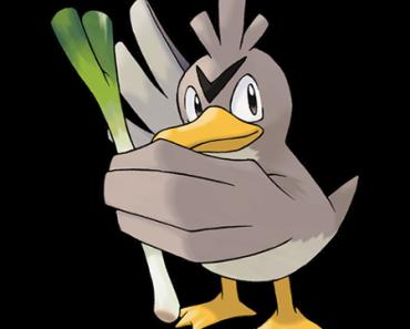 Pokemon 083 Farfetch'd
