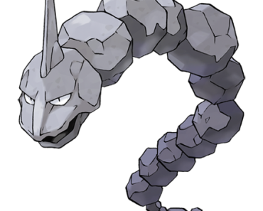 Pokemon 095 Onix