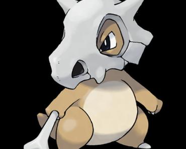 Pokemon 104 Cubone