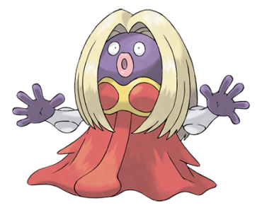 Pokemon 124 Jynx