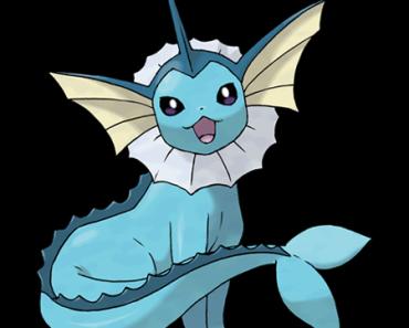Pokemon 134 Vaporeon