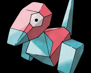 Pokemon 137 Porygon