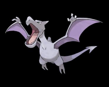 Pokemon 142 Aerodactyl