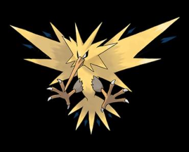 Pokemon 145 Zapdos